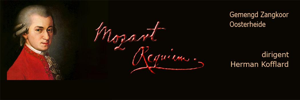Op 3 februari 2019 zongen wij het Requiem van Mozart ...